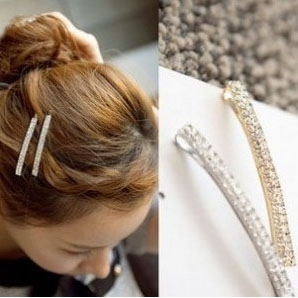 E1137 Crystal Hairpins