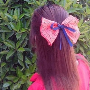 E1143 Big Ribbon Hair Bands