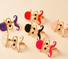C327 Stylish Rings