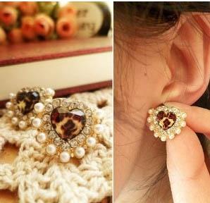 M17 Stylish Earrings Ear studs