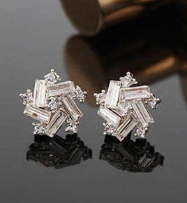 M44 Crystal Earrings