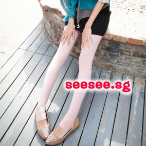 D195 Candy Coloured Stirrup Leggings