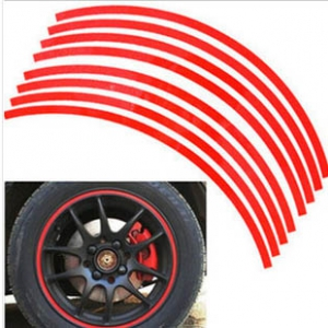 17-inch wheels tire car stickers car stickers