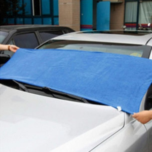 Large Microfiber Car Cleaning Towel