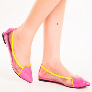 Pointed Pump Shoes