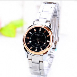 165693  Stainless Steel Casual watch