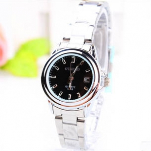 165682  Stainless Steel Casual watch