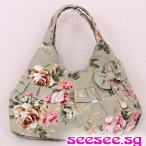 Casual assorted printed handbags / shoulder bags