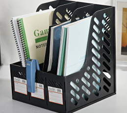 3 Compartments File Holder 3318