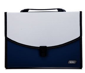 A4 Box File Multiple With Pockets F8874