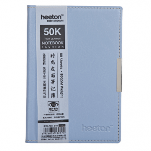 A50-819 Faux Skin Notebook