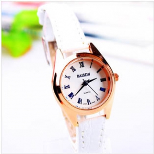 162346 Casual  leather watch