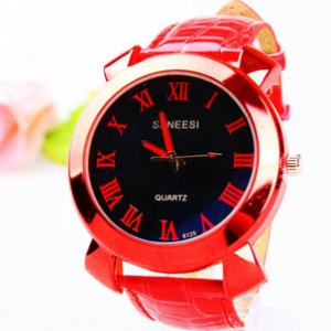 164685 Casual belt watch