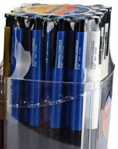WZ2001  Ball Point Pens 0.7mm (Box)
