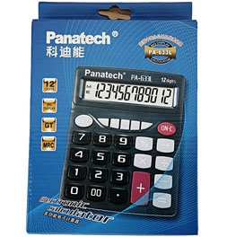 Electronic Office Calculator PA-633L