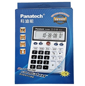 Live Voice  Payroll Calculator   PA-8900