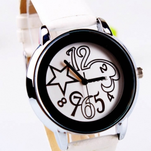 Special offer-Defective Casual leather watch