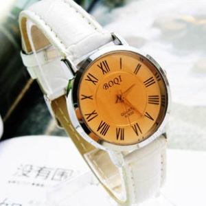 148182  Trendy leather watch