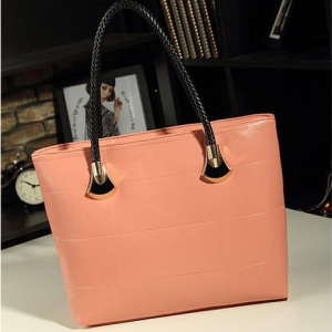 Casual Messenger ladies bag (Apricot)