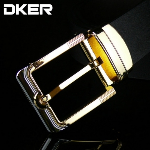 leather wide belt buckle PD307
