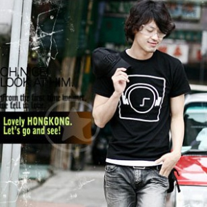 Special offer- Defective Casual round neck Tee