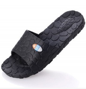 Unisex Stone Grain Anti-slip Slippers