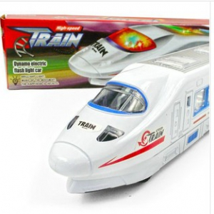 Musical High Speed Bullet Train