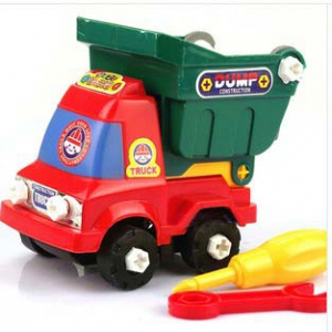 Construction Toy Trucks