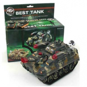 Electric Army Tank