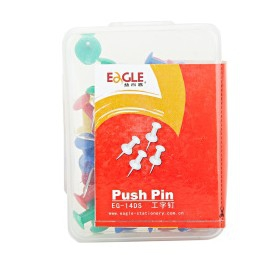 Irregular Shape Colourful Pins EG-14DS