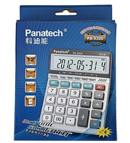 PA-9300  Multi-Function Large Screen ,Big Key Pads Calculator For Office
