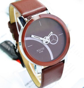 Trendy casual watch