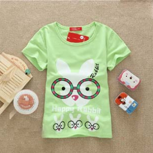 Girl's Short Sleeve T-shirt