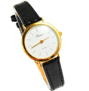Simple design Leather watch