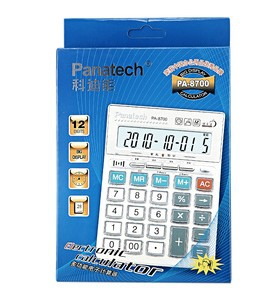 Desktop calculator PA-8700
