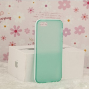 Iphone 5 / 5S  jelly candy-colored phone casing