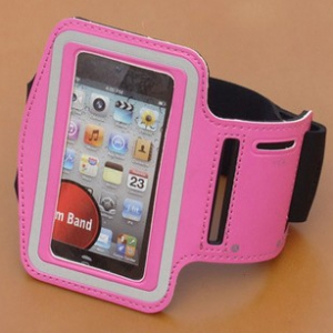 Iphone 4/5  Samsung S4 Mobile Case Universal Twill sports arm band phone casing