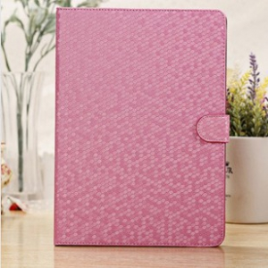 Ipad Air diamond pattern leather flip cover