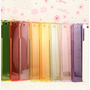 Ipad mini  colour casing