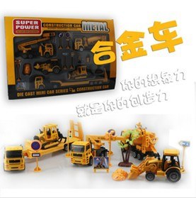 Super power construction vehicles series