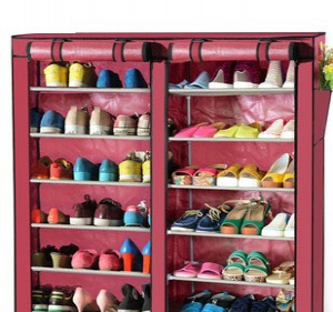 12 shelves Shoes storage cabinet
