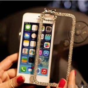 Blingbling Transprant phone case for Redmi