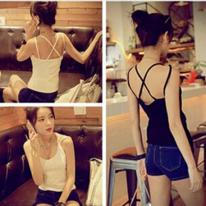 Slim cami top