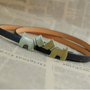 Stylish Doggie style fashion belts