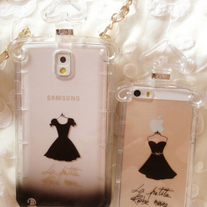 iphone 5/5s perfume phone casing
