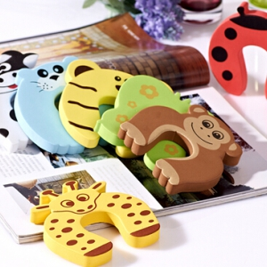 Safety Door Stopper With Animal Design