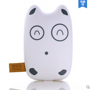Defective Cute power bank  (Random design)