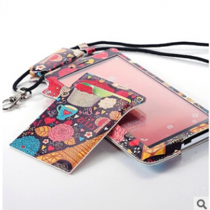 Redmi note cute phone cover (Paris)