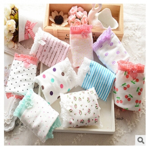 Cute panties set 6pcs