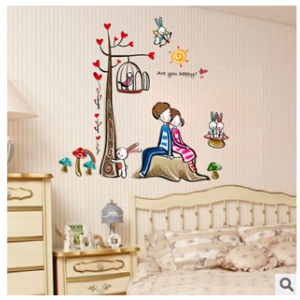 Home decoration wall sticker AY924